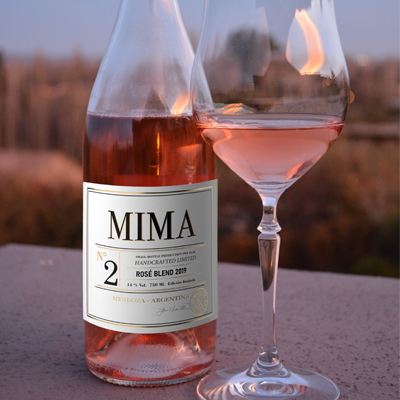 Rose blend MIMA